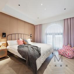 208㎡loft风格卧室设计