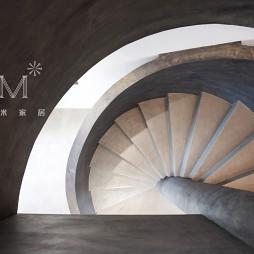 208㎡loft风格楼梯设计