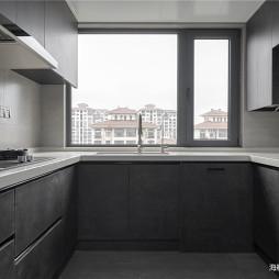 高品质现代厨房橱柜设计