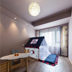 北固湾日式儿童房设计