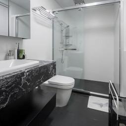 89方小户型卫浴实景