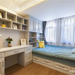 轻奢欧式儿童房设计