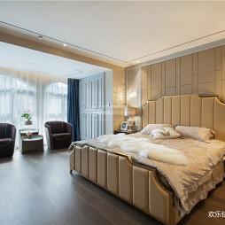 轻奢欧式长辈房设计