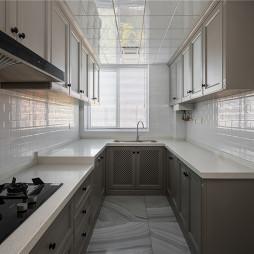优雅浪漫厨房设计图