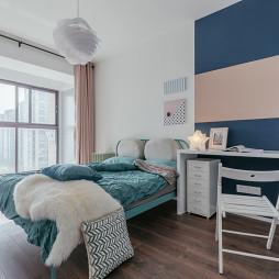 『源玺』现代风卧室设计图