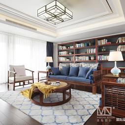 锦绣中式客厅吊灯图片