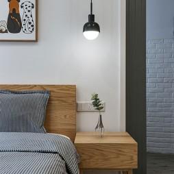 『SWEET HOME』北欧风卧室吊灯图