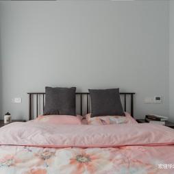 小资现代风卧室设计