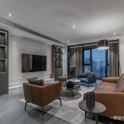 150㎡ | 现代简约客厅设计
