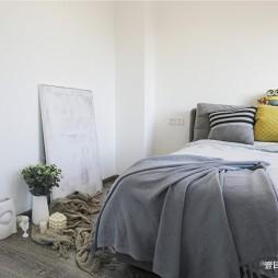 个性现代卧室设计实景图