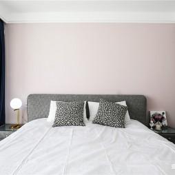 个性现代主卧室设计图片