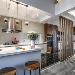 个性现代厨房设计