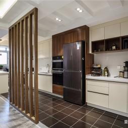 个性现代厨房橱柜设计