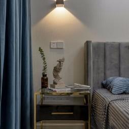 年轻化混搭风卧室壁灯设计