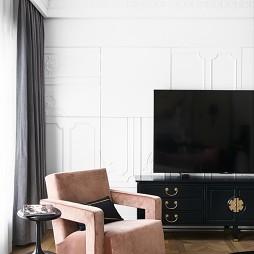 中西美宅客厅设计