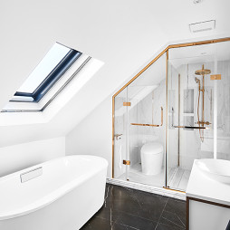 中西美宅卫浴设计图片