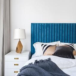 中西美宅卧室床头灯设计
