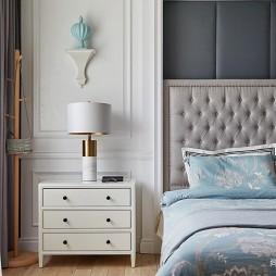温馨自然现代卧室壁灯设计