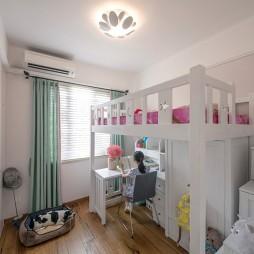 素雅简约风儿童房设计