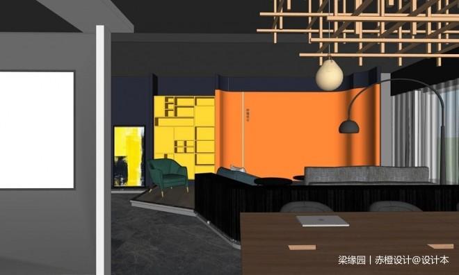 赤橙办公空间_3581007
