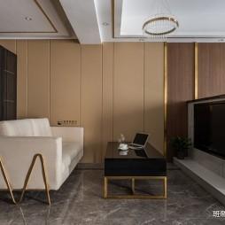 《58层的家》小户型现代客厅设计