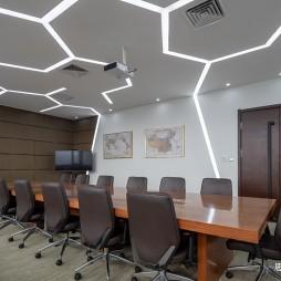 创意办公空间VIP会议室设计