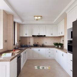 《简行》美式厨房设计图