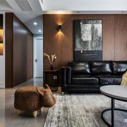 现代风客厅沙发图片