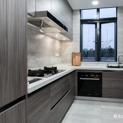 四居现代厨房设计图