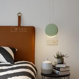 精致北欧卧室吊灯图片
