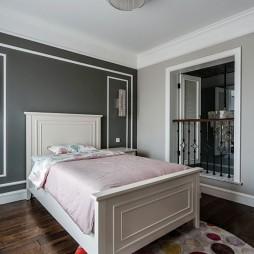 美式别墅小卧室设计图