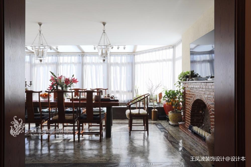 别墅设计,美式风格_3589893