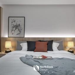 安和混搭风卧室床头灯图