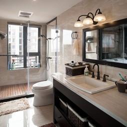 东方新中式卫浴设计图
