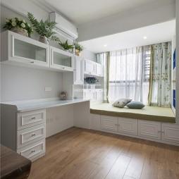 清新美式客卧室设计图