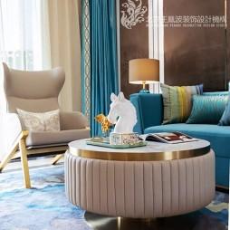 現代簡約客廳茶幾圖片
