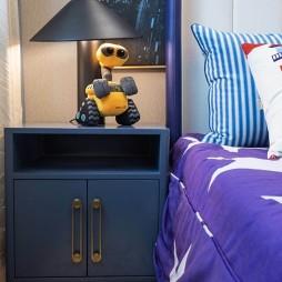 现代简约风儿童房床头灯图片