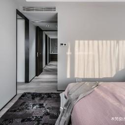 MODERN简约风卧室设计