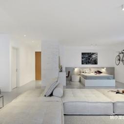 极简公寓卧室设计图