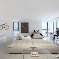 极简公寓卧室设计