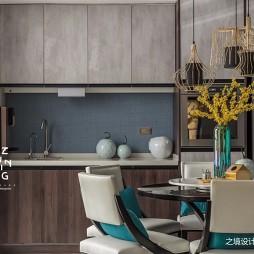 现代复式改造厨房设计