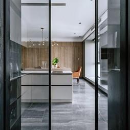 品质现代风厨房设计图片