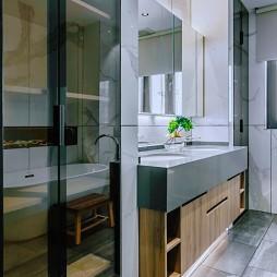 品质现代风洗手台设计