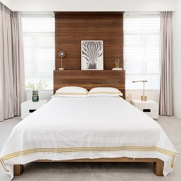 品质简约风卧室设计