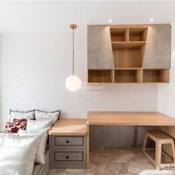 木质简约次卧室设计图