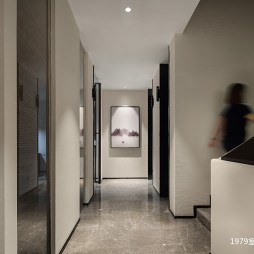 1979室内设计有限公司过道设计