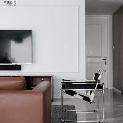 现代复古客厅瓦西里椅设计