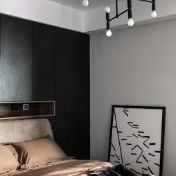 台式现代风卧室吊灯图片