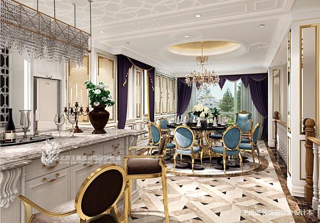 别墅设计,碧桂园法式风格_36080