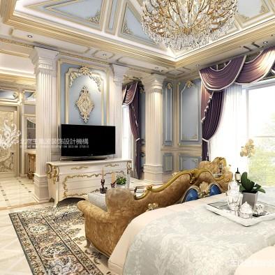 别墅设计,碧桂园法式风格_3608023